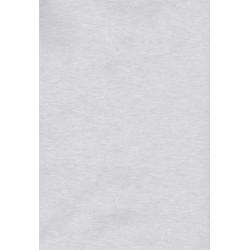 Tissus enduit panama gris clair - larg. 180 cm