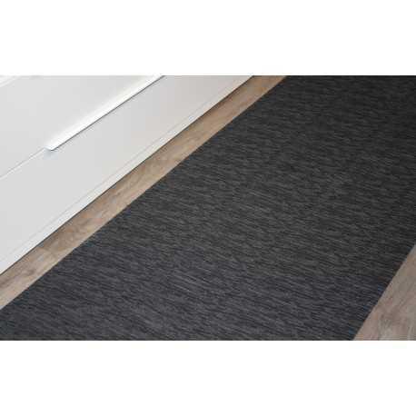 Tapis d'intérieur LILI noir 65 cm