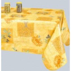 TOILE CIRÉE 160 SOLEIL jaune