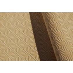 SOUS NAPPE PVC 140 crème ep. 2 mm