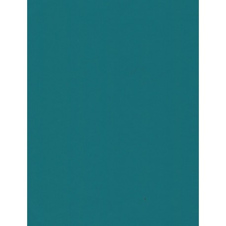 TOILE CIRÉE bleu canard laqué