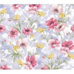TOILE CIRÉE VOUTE florale