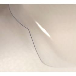 TR30: Nappe transparente cristal