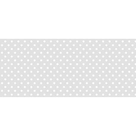 NAPPE TRANSPARENTE CRISTAL TWLIGHT blanc