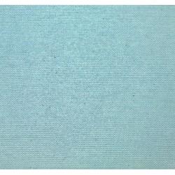 Tissus enduit bleu ciel - larg. 180 cm