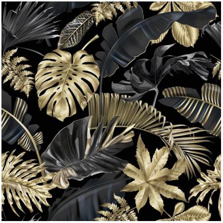 Tapis d'intérieur Palma or 52 cm