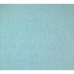 Tissus enduit uni 140 cm - Bleu ciel