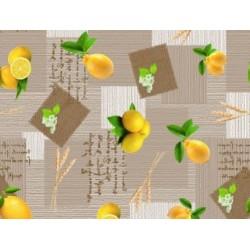 TOILE CIRÉE LEMON citron