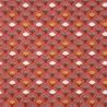 Tissu coton enduit 154 - MUJI marsala