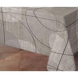 PROTÈGE TABLE GRIFFONNIER gris