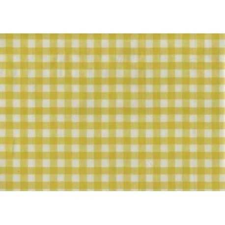 TOILE CIRÉE NORMANDIE jaune